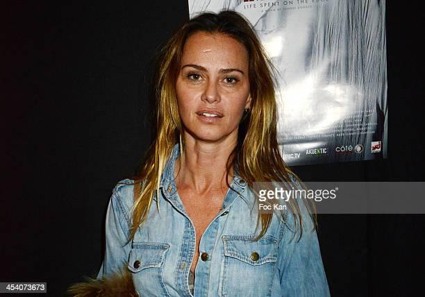 Agathe de La Fontaine attends the 'Nuit de La Glisse 2013' At Le Grand Rex on December 6 2013 in Paris France