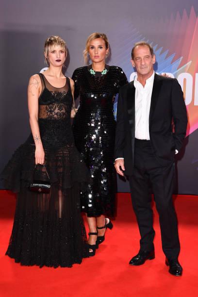 "GBR: ""Titane"" UK Premiere - 65th BFI London Film Festival"