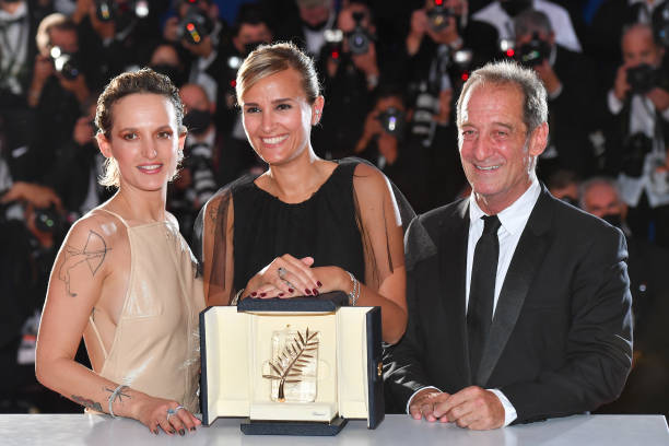 FRA: Palme D'Or Winner Photocall - The 74th Annual Cannes Film Festival