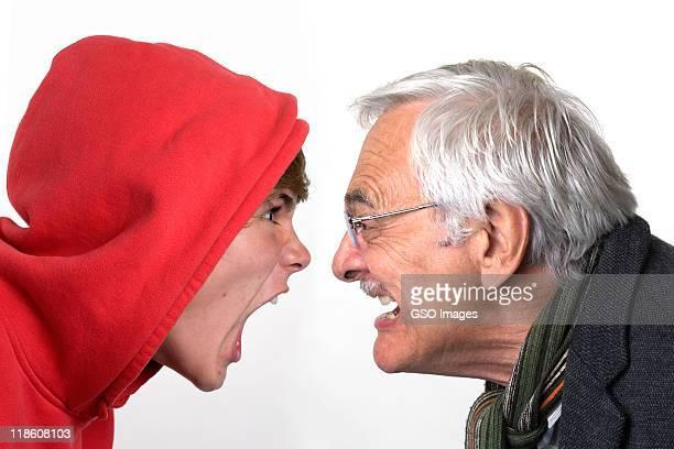 Age distrust