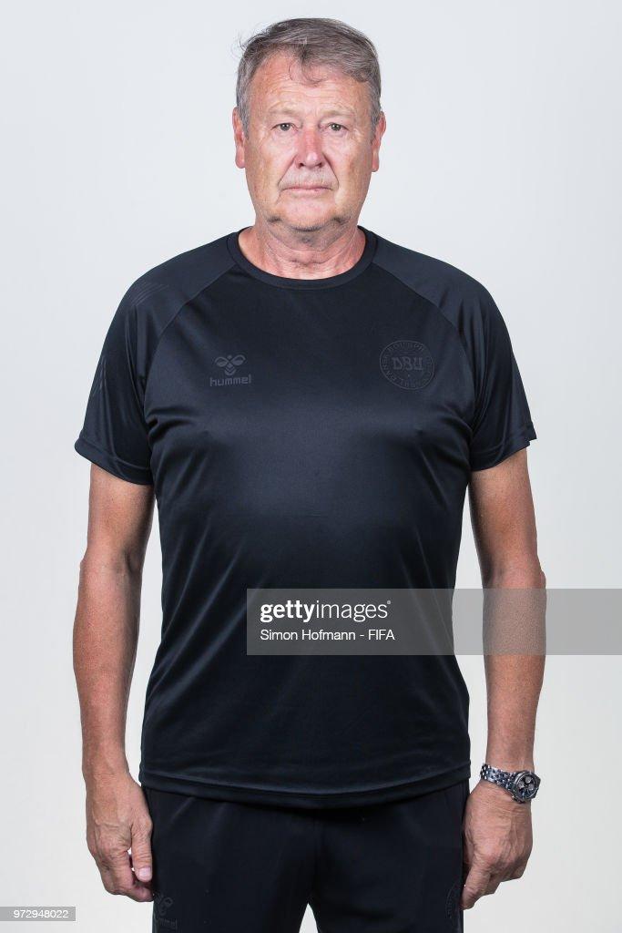 Denmark Portraits - 2018 FIFA World Cup Russia