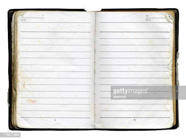 Aged Notebook