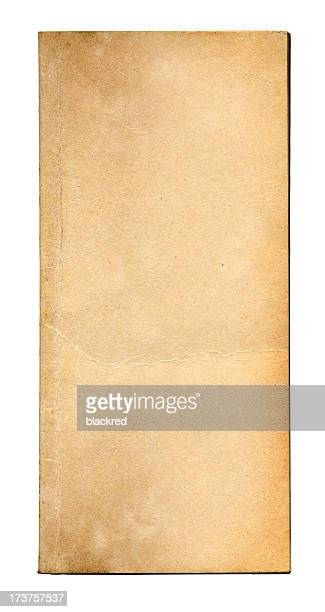 Aged Notepad Cover