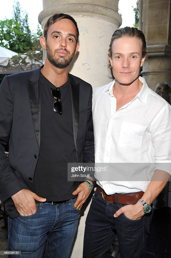 AG Jeans And Vanity Fair Dinner Party Hosted By Eric Buterbaugh : News Photo