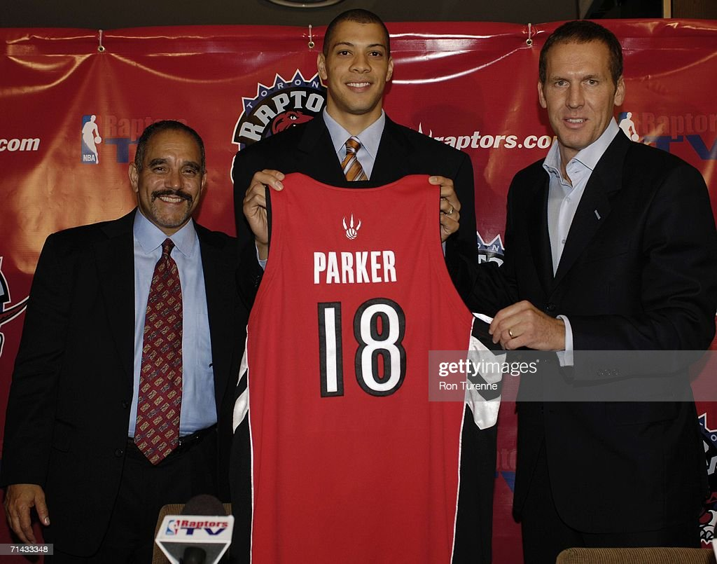 Anthony Parker Signs With Toronto Raptors