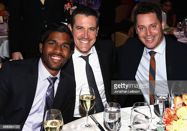 CAA agent Jim Toth attends The Equality Now's 'Make Equality Reality' Event at Montage Beverly Hills on November 3 2014 in Beverly Hills California