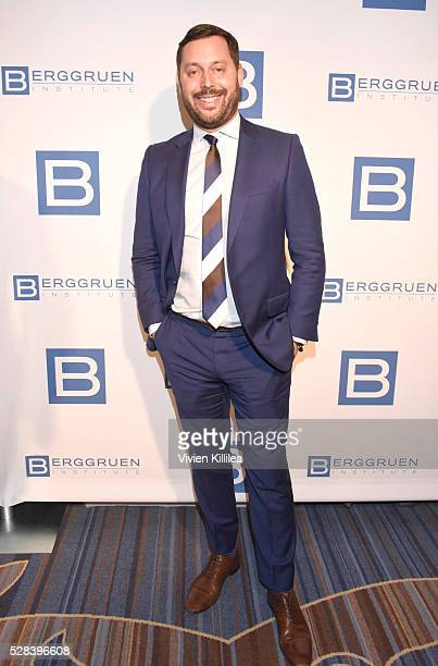 Agent Michael Kives attends the Berggruen Institute 5 Year Anniversary Celebration at The Beverly Wilshire on May 3 2016 in Los Angeles California