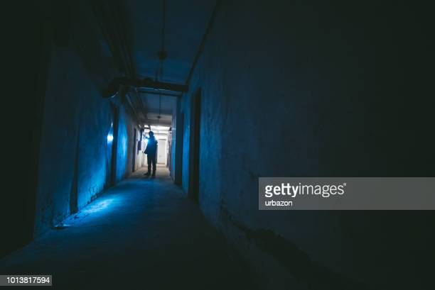 fbi agent on a criminal pursuit - detective stock pictures, royalty-free photos & images
