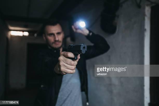 任務中のfbi捜査官 - fbi ストックフォトと画像