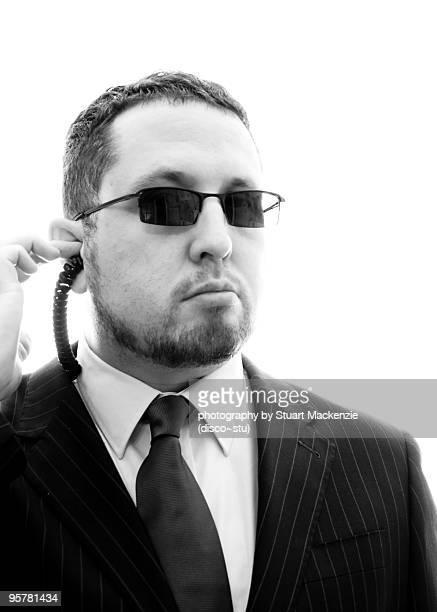 agent - agente del servicio secreto fotografías e imágenes de stock