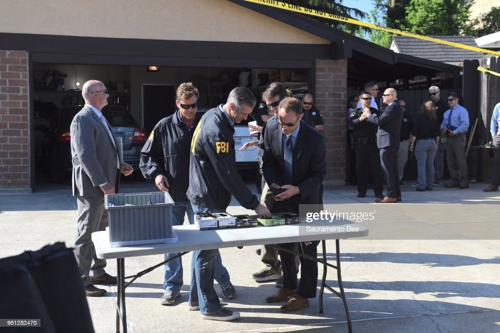 Has the Golden State Killer been arrested? Authorities to announce âmajor developmentâ in decades-old case : News Photo