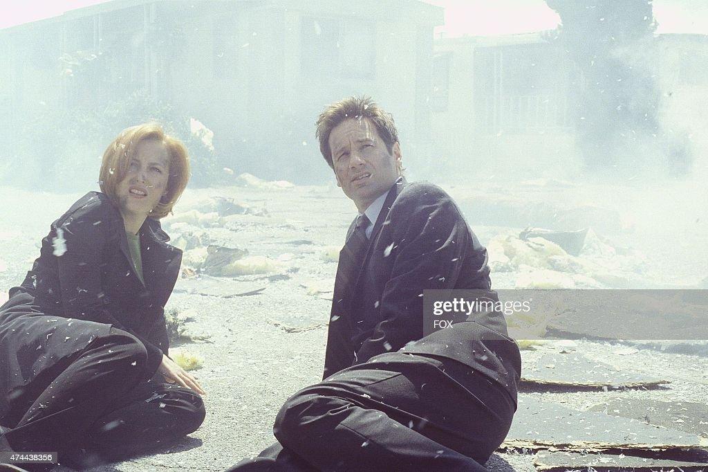 "FOX's ""The X-Files"" - Retrospective : News Photo"