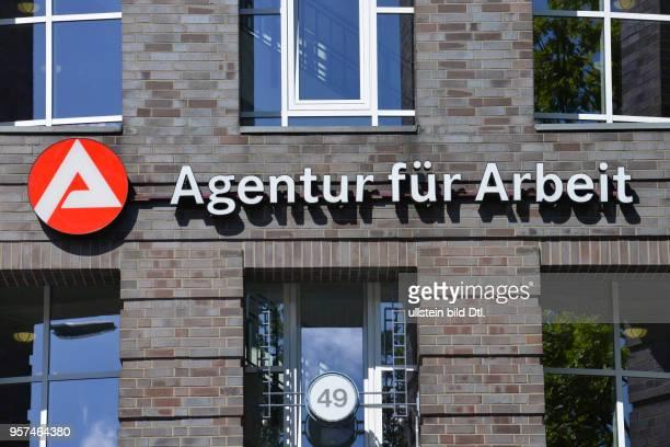 Agentur fuer Arbeit KoeniginElisabethStrasse Westend Charlottenburg Berlin Deutschland
