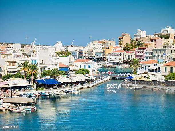 Aghios Nikolaos Crete Island, Greece