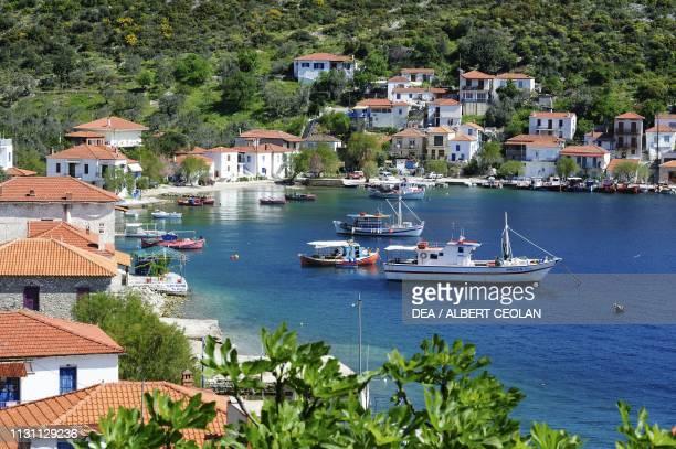 Agia Kyriaki Port Pelion Peninsula Greece