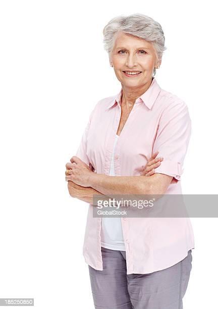 Aging elegantly