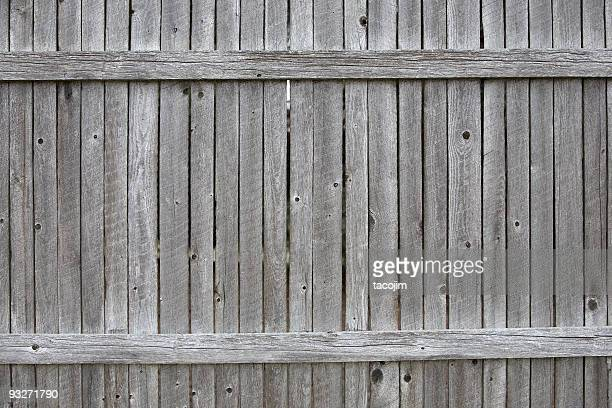 Aging Fence