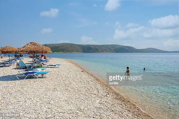 Agios Dimitrios spiaggia, Alonissos (Alonneso
