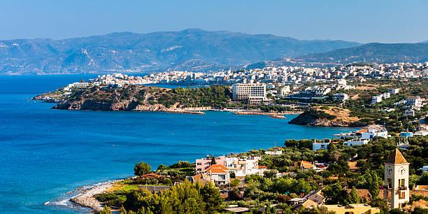 Agios Nikolaos view