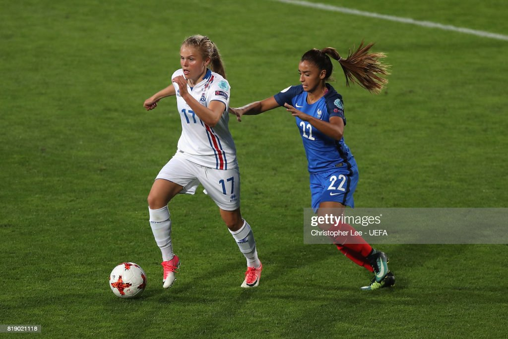 France v Iceland - UEFA Women's Euro 2017: Group C