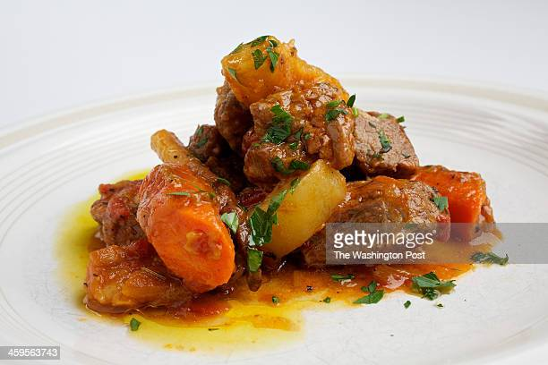 Agnello Brasata photographed in Washington DC Photo by Deb Lindsey/For The Washington Post via Getty Images