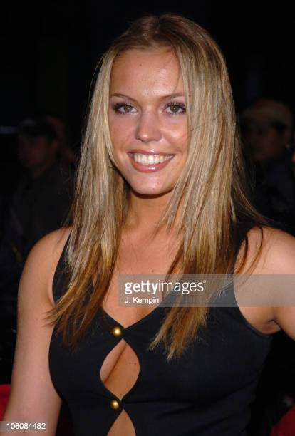 Agnes Bruckner during 11th Annual Gen Art Film Festival 'Dreamland' Premiere at The Ziegfeld Theater in New York City New York United States