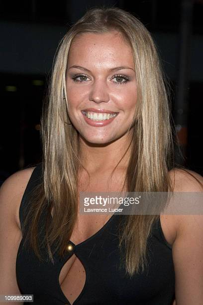 Agnes Bruckner during 11th Annual Gen Art Film Festival Dreamland Premiere at The Ziegfeld Theater in New York City New York United States