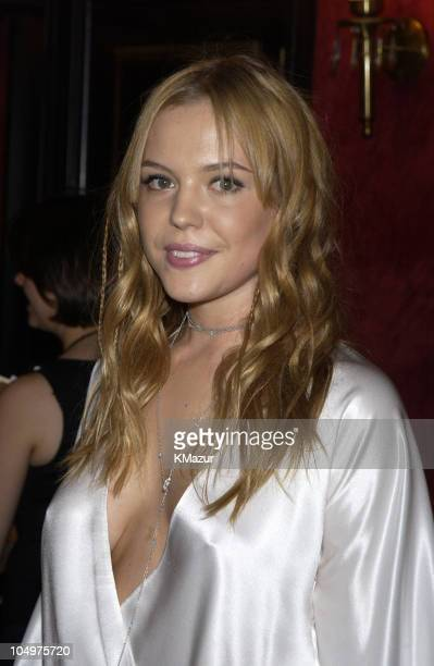 Agnes Bruckner during New York Premiere of 'Murder by Numbers' at Ziegfeld Theatre in New York City New York United States