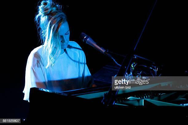 Agnes Caroline Thaarup Obel AventineTour im Rahmen des c/o pop Festivals 2014Philharmonie Köln