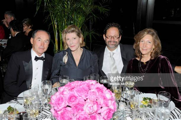 Agnes Gund Adam Weinberg and Candia Fisher attend WHITNEY MUSEUM hosts 90th Birthday celebration for EMILY FISHER LANDAU at The Whitney on September...