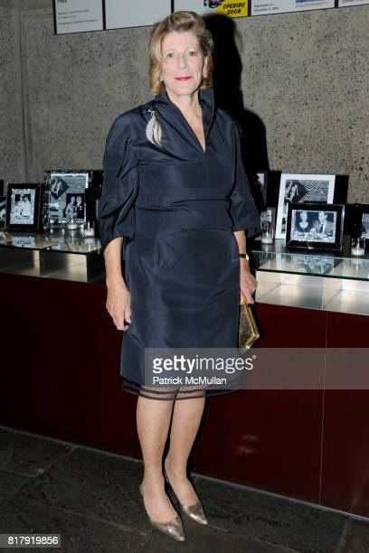 Agnes Gund attend WHITNEY MUSEUM hosts 90th Birthday celebration for EMILY FISHER LANDAU at The Whitney on September 27th 2010 in New York City