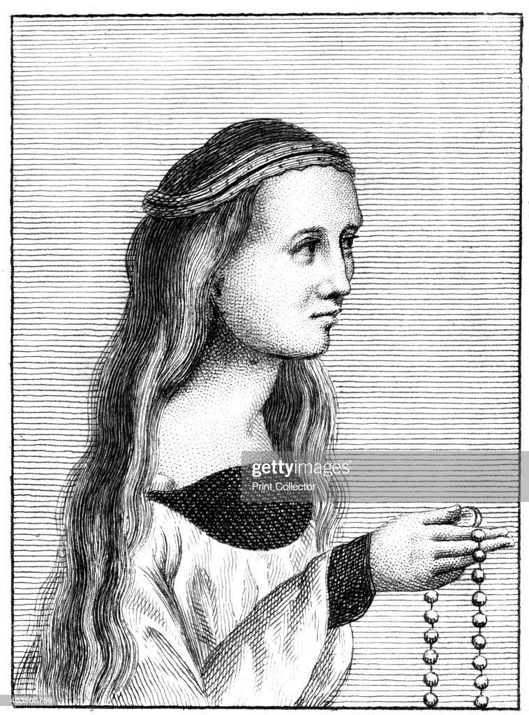 Agnes Howard, Duchess of Norfolk, (1793). : News Photo