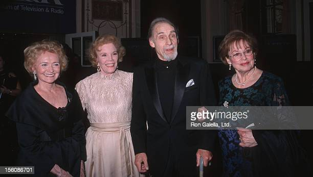 Agnes Nixon Nanette Fabray Sid Caesar and Florence Levy