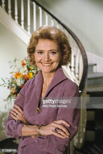CHILDREN Agnes Nixon portrait 5/7/81 AGNES