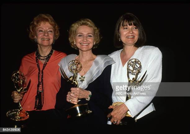 Agnes Nixon with 'All My Children' writing staff attend 15th Annual Daytime Emmy Awards on June 19 at the WaldorfAstoria Hotel