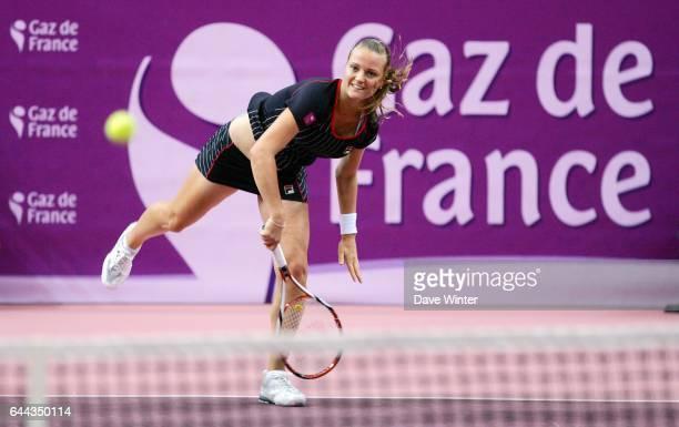 Agnes SZAVAY 16eme Open Gaz de France Photo Dave Winter / Icon Sport