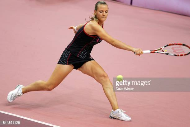 Agnes SZAVAY Finale de l Open Gaz de France 2008 Paris Photo Dave Winter / Icon Sport