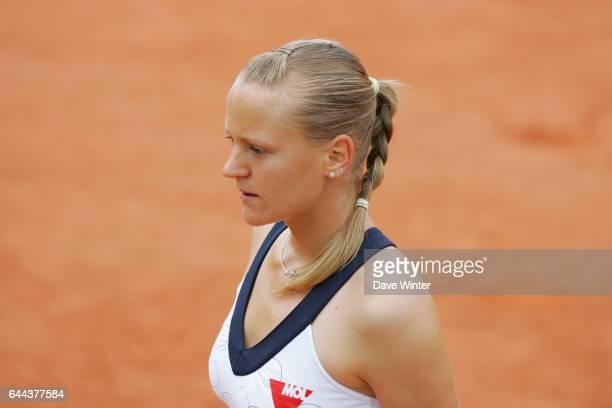 Agnes SZAVAY Roland Garros 2008 Jour 2 Photos Dave Winter / Icon Sport