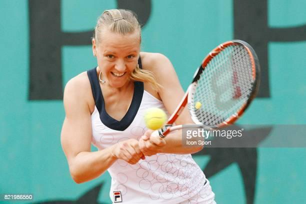 Agnes SZAVAY Roland Garros 2008 Jour 5