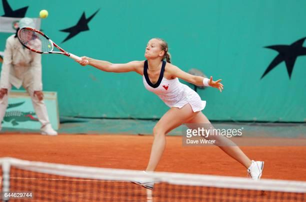 Agnes SZAVAY Roland Garros 2008 Jour 7 Photo Dave Winter /Icon Sport