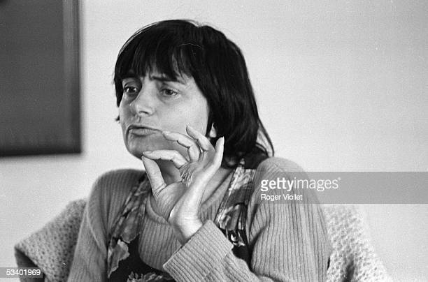 Agnes Varda French director of cinema On 1976 HA47420