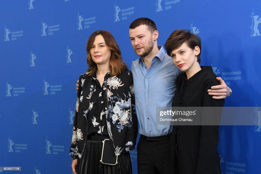 'Mug' Photo Call - 68th Berlinale International Film Festival : News Photo