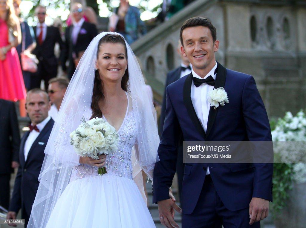 Agnieszka Radwanska Marries Dawid Celt : News Photo