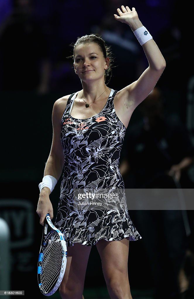 BNP Paribas WTA Finals: Singapore 2016 - Day Four