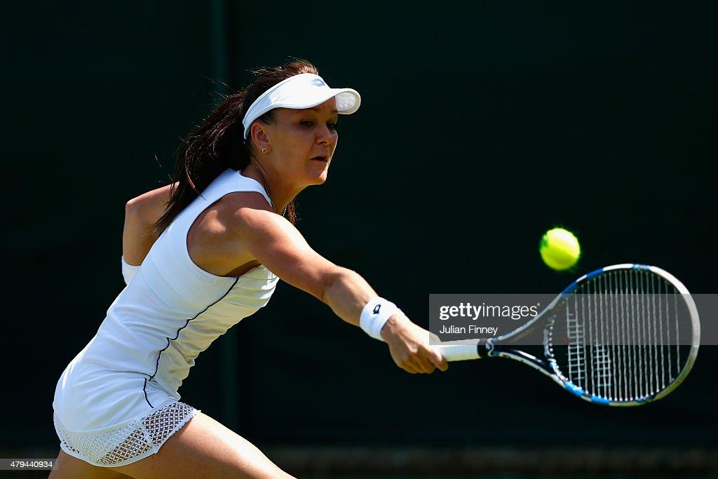 Day Six: The Championships - Wimbledon 2015 : News Photo