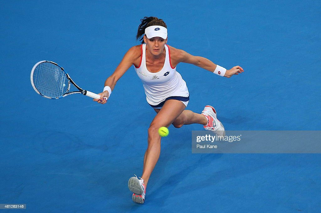 2015 Hopman Cup - Day 7 : News Photo