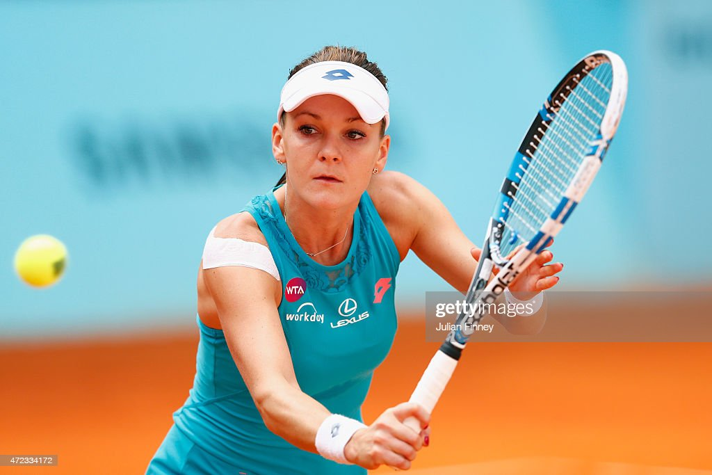 Mutua Madrid Open - Day Five : News Photo