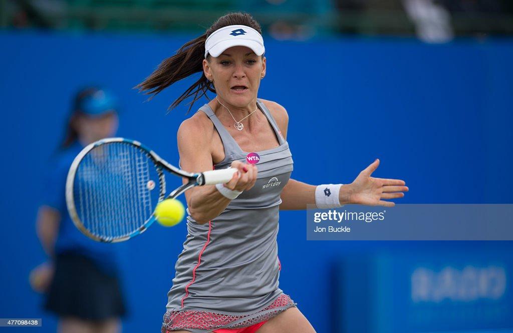 WTA Aegon Open Nottingham - Day Seven : News Photo