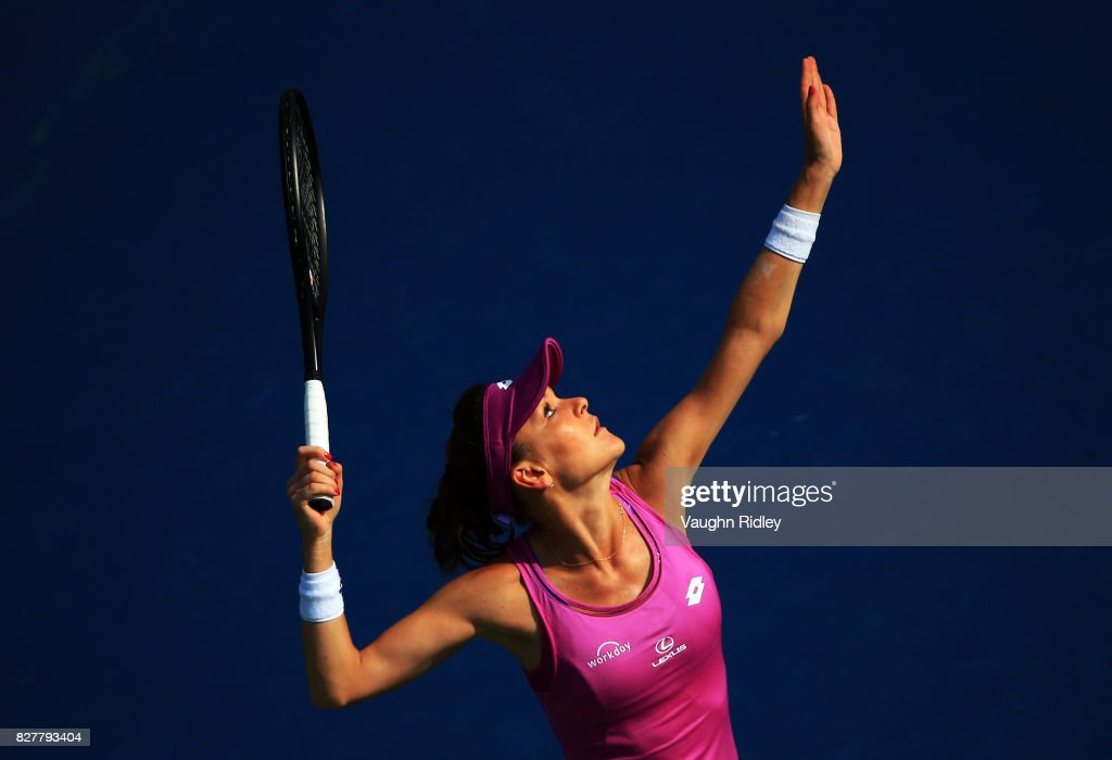 Rogers Cup presented by National Bank - Day 4 : News Photo