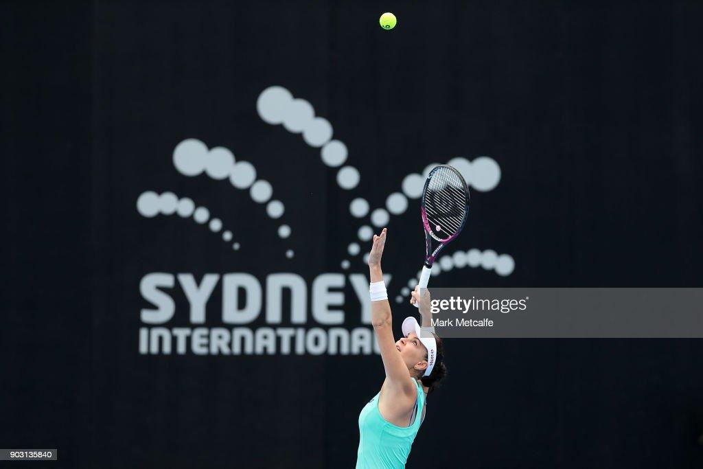 2018 Sydney International - Day 4 : News Photo